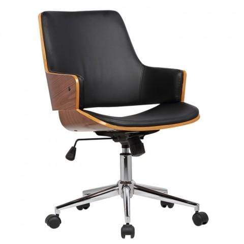 elevenpast Black Tommy Office Chair
