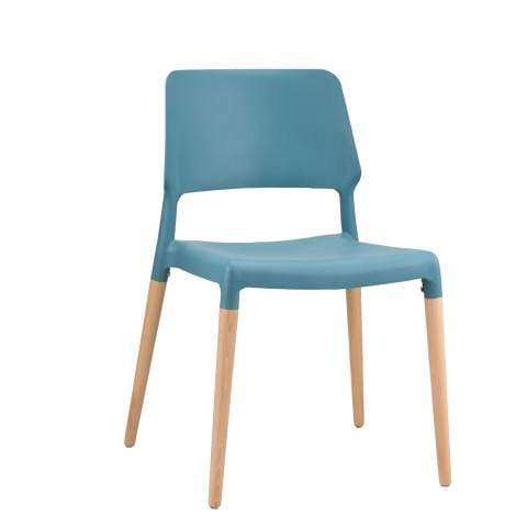 elevenpast Blue Tod Cafe Chair