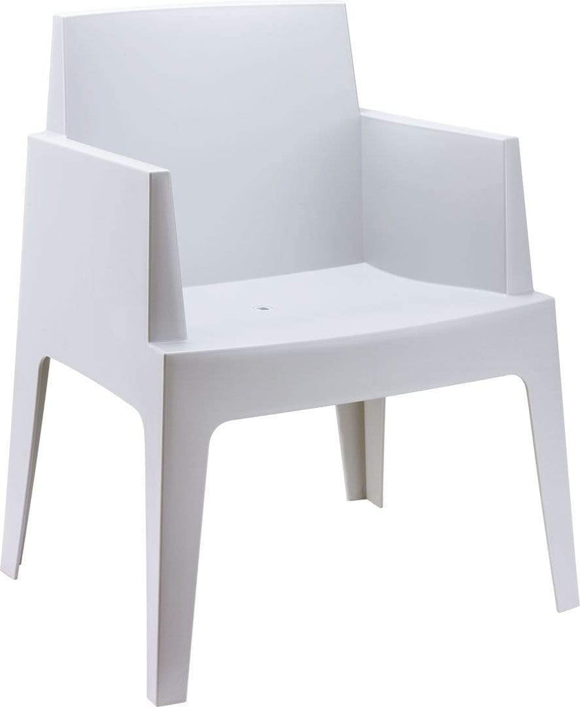 elevenpast Box Arm Chair