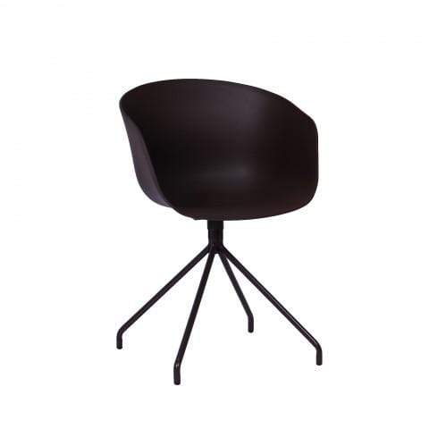 elevenpast Brown Replica Hay Cafe Chair