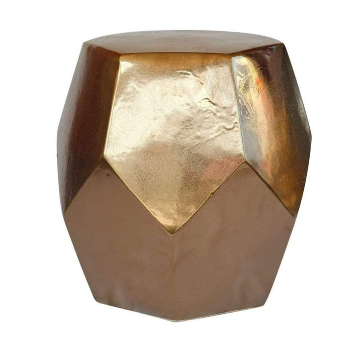 elevenpast Ceramics Cole Bronze Stool