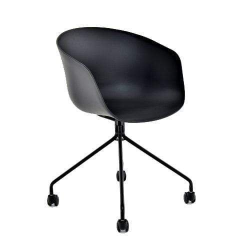 elevenpast chair Black REPLICA HAY OFFICE CHAIR