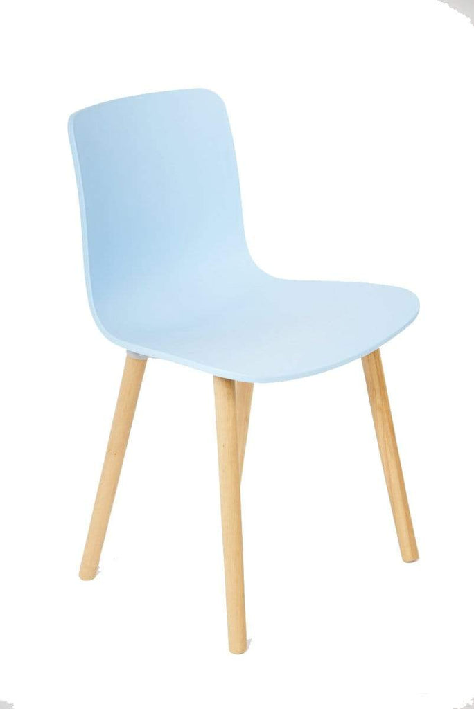elevenpast Chairs Blue Minimalistic Chair