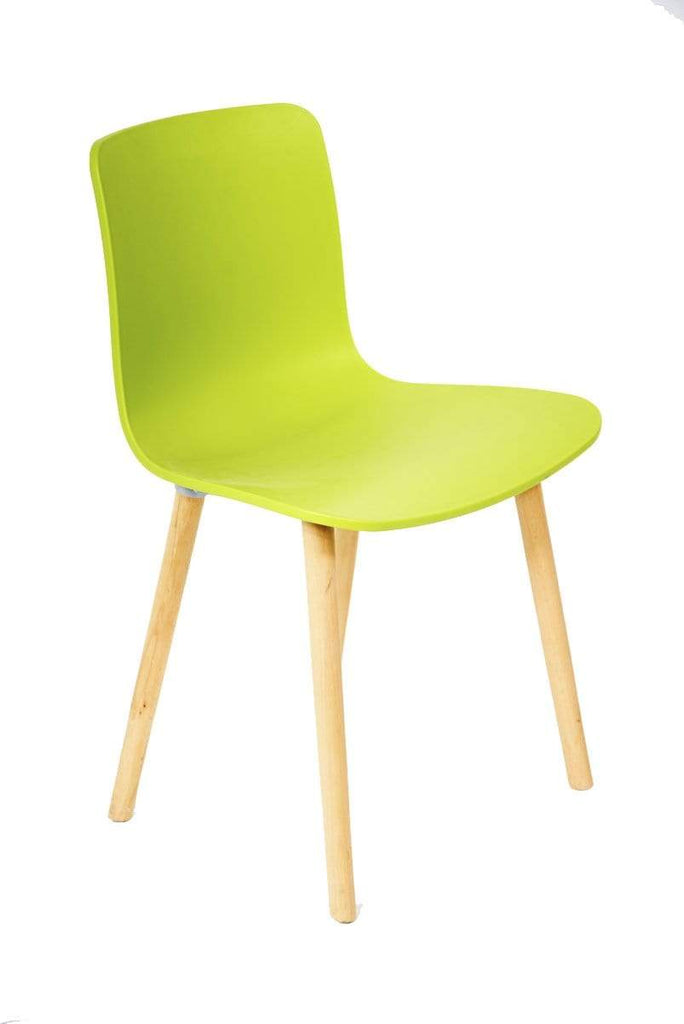 elevenpast Chairs Green Minimalistic Chair