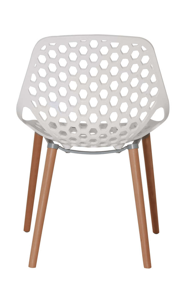 elevenpast Chairs Hive Chair White
