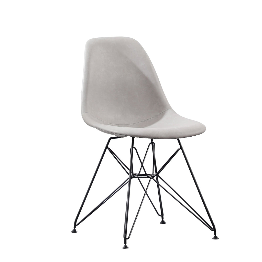 elevenpast Chairs Light Grey Florence Side Chair