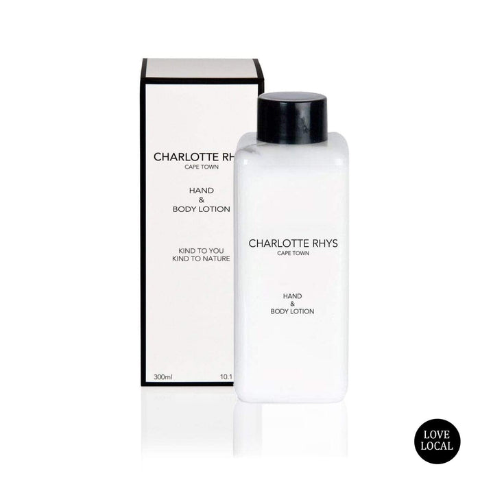 elevenpast Charlotte Rhys Hand & Body Lotion