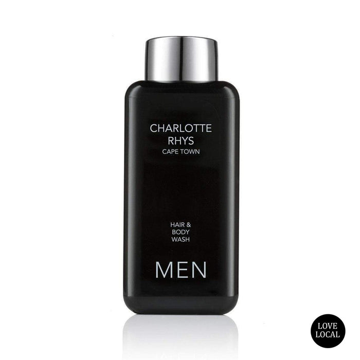 elevenpast Charlotte Rhys Mens Hair & Body Wash