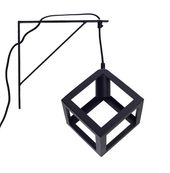 elevenpast Cube Wall Light