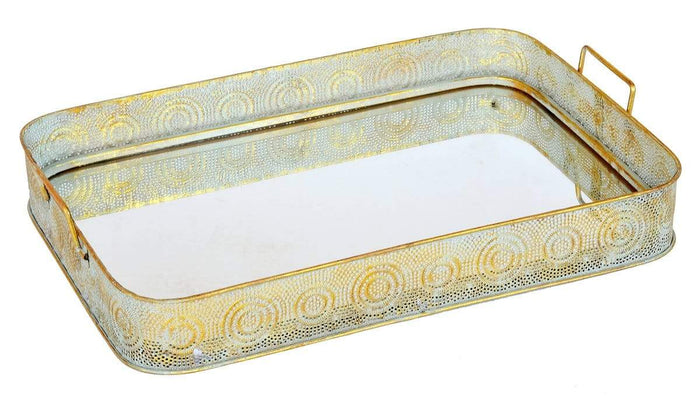 elevenpast Filigree Tray