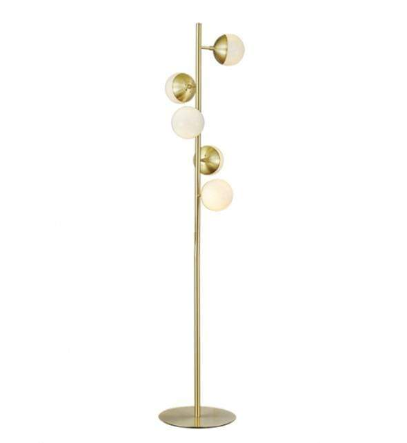 elevenpast Floor lamps Spiral Tier Floor Lamp