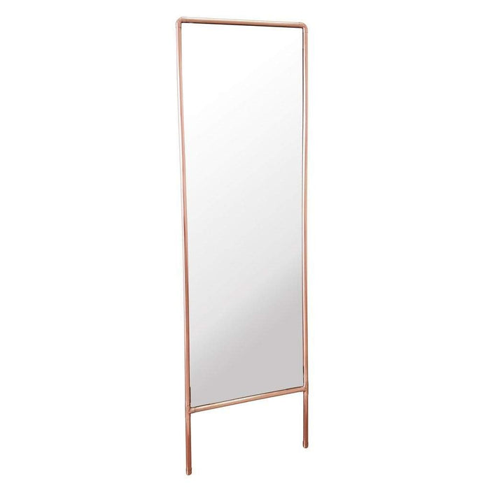 elevenpast Full Length Copper Mirror
