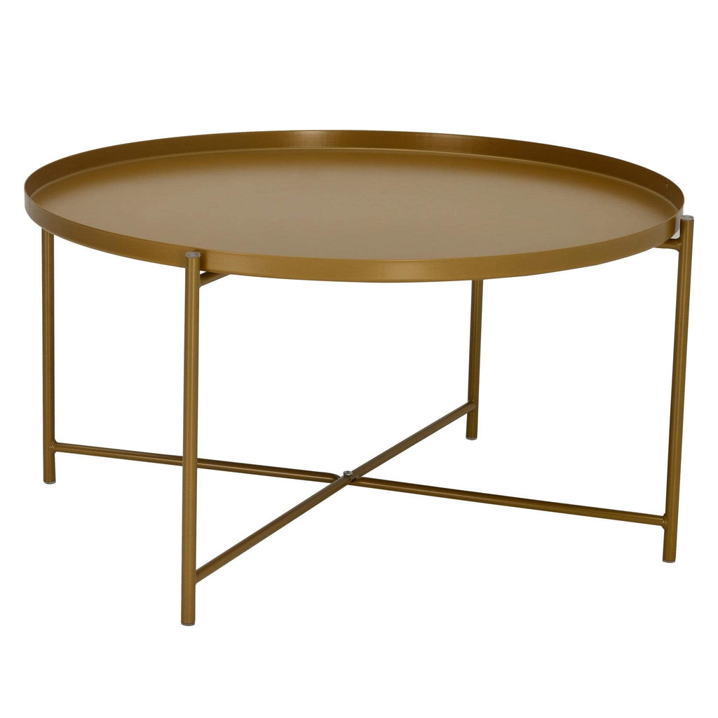 elevenpast Gold Coffee Table