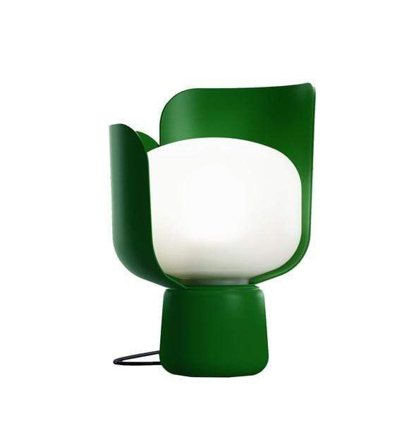 elevenpast Green Fontana Arte Blom Table Lamp