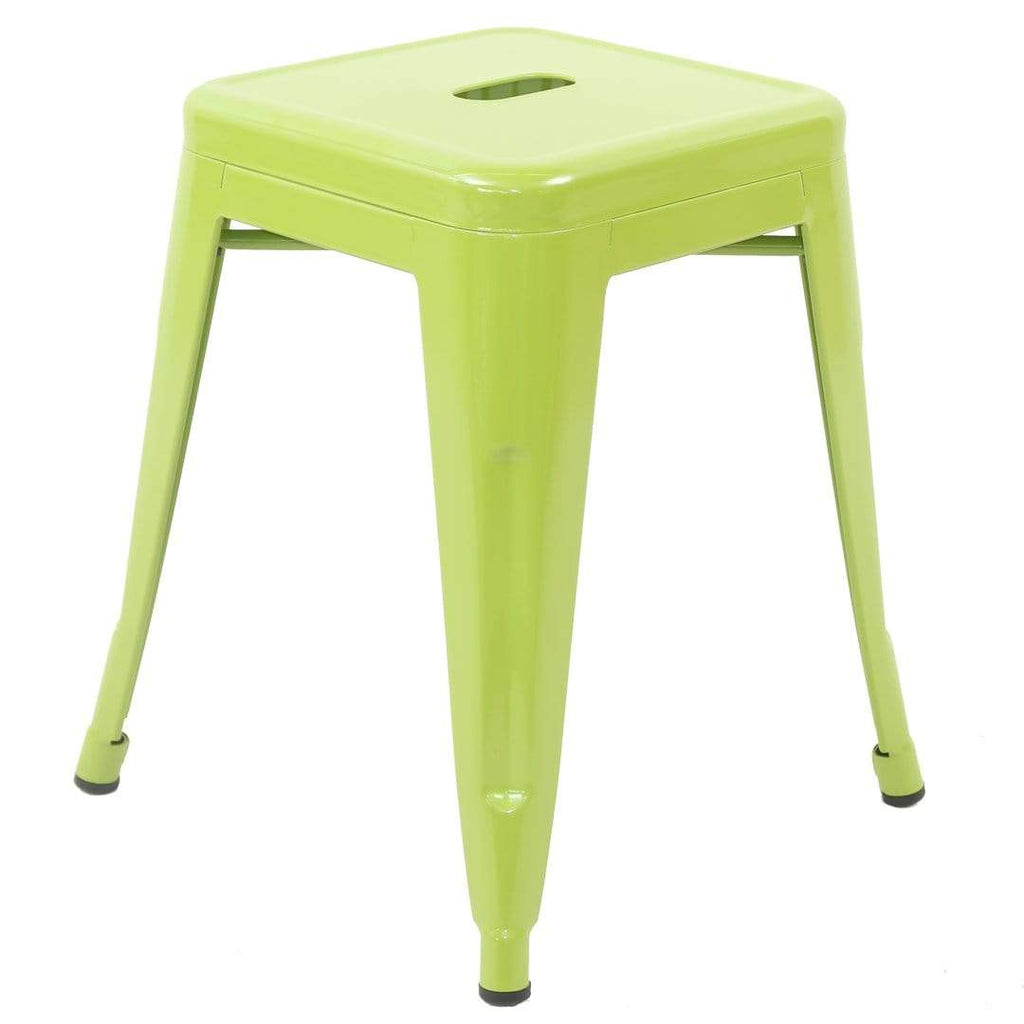 elevenpast Green Replica Tolix Stool