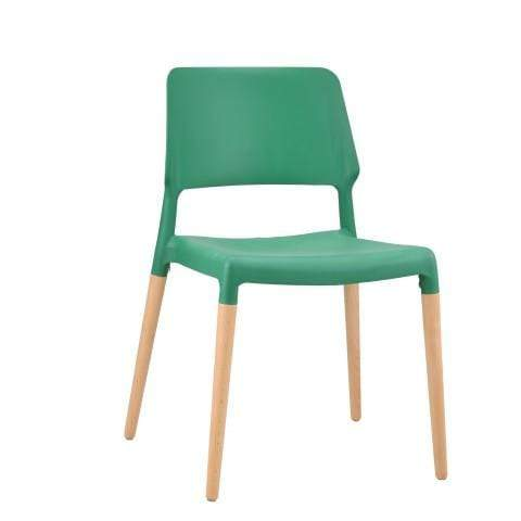 elevenpast Green Tod Cafe Chair