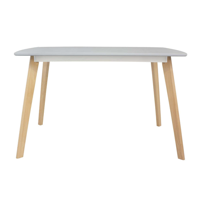 elevenpast Grey Nord Dining Table 6 Seater