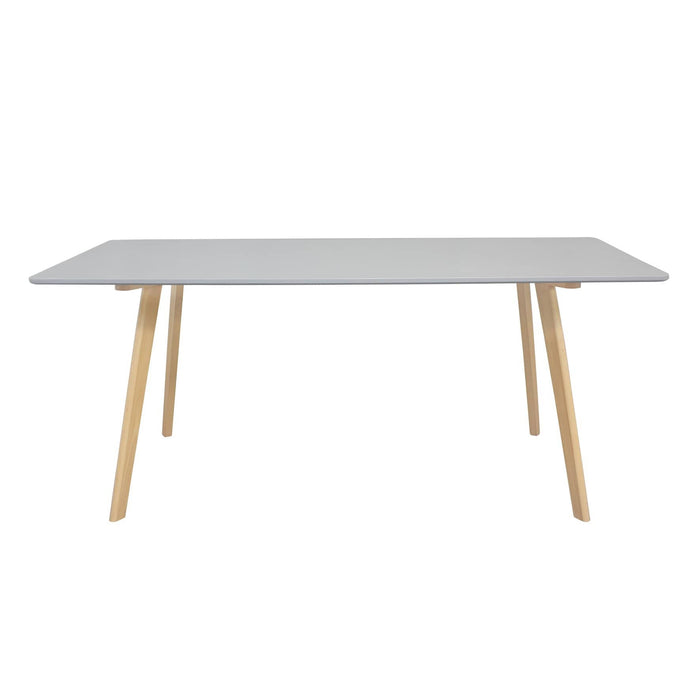 elevenpast Grey Nord Dining Table 8 Seater