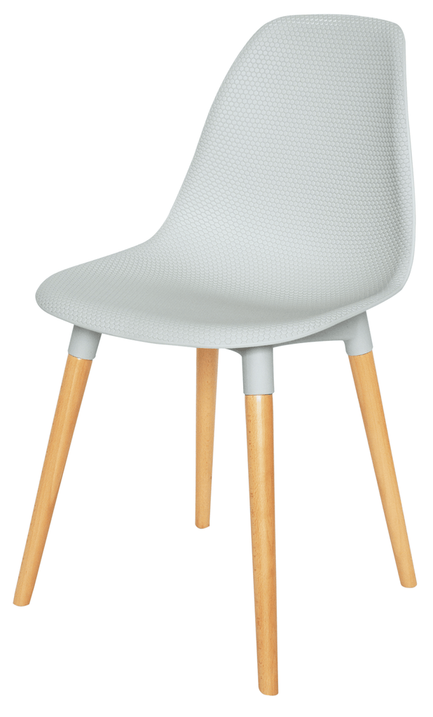 elevenpast Grey Stud Chair