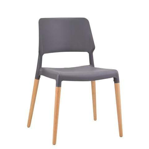 elevenpast Grey Tod Cafe Chair