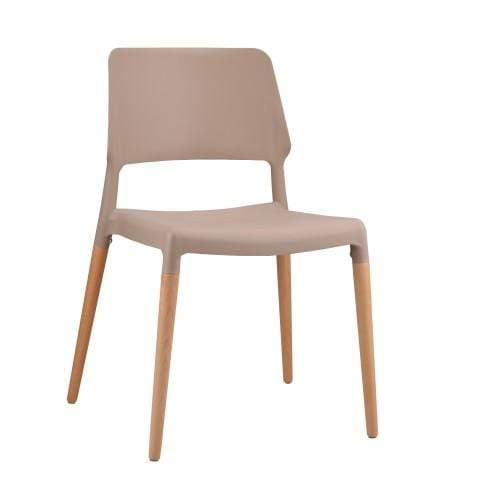 elevenpast Beige Tod Cafe Chair