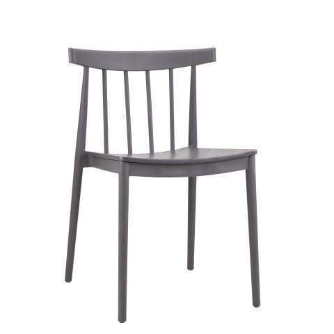 elevenpast Grey Tokyo Cafe Chair