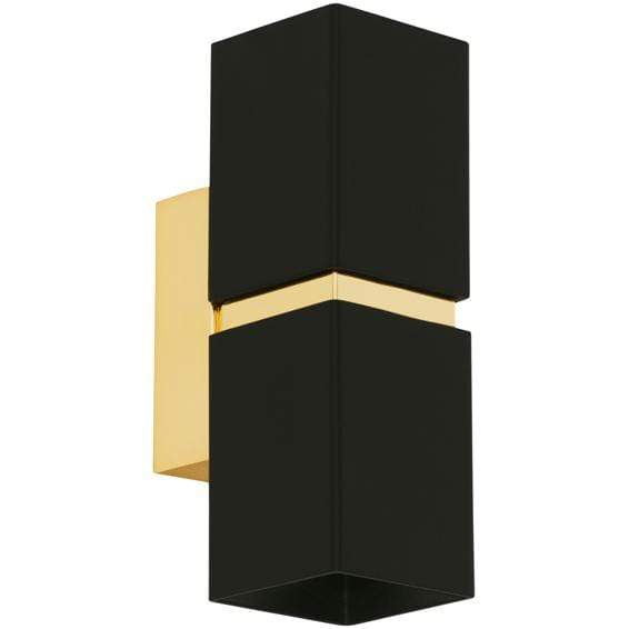 elevenpast lighting Black&Gold Passa Square