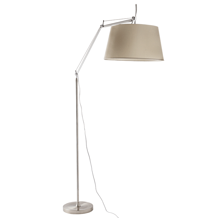 elevenpast lighting Cream Manor Floor Lamp