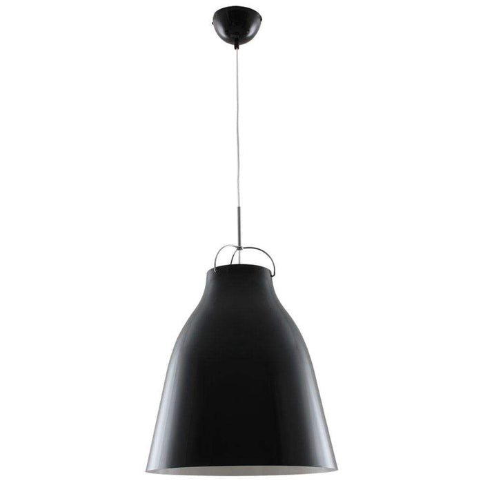 elevenpast lighting Memphis Pendant Black