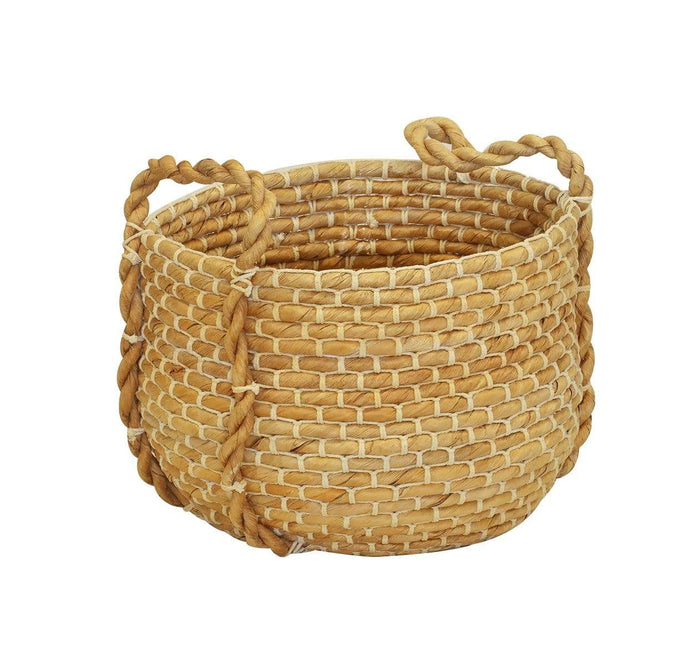 elevenpast Medium Corola Natural Basket