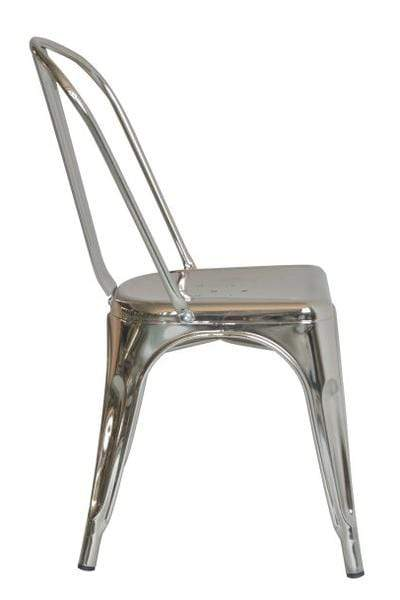 elevenpast Metallic Tolix Chair