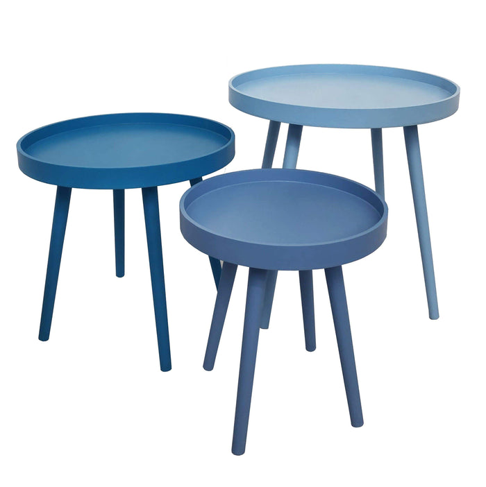 elevenpast Oslo Side Table set of 3