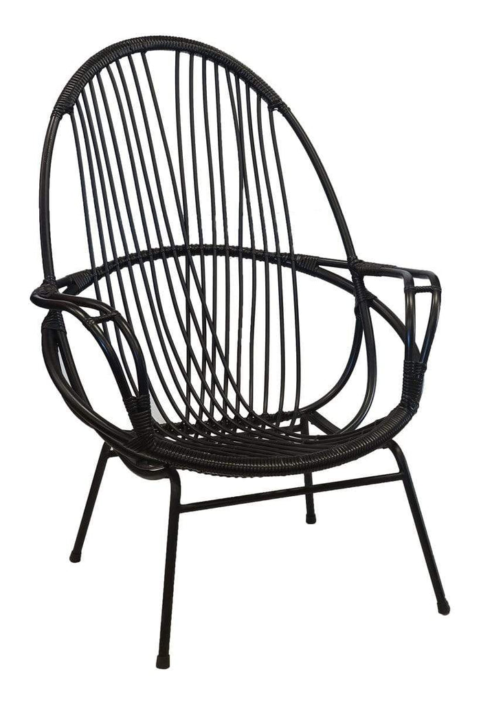 elevenpast Otto Chair Black