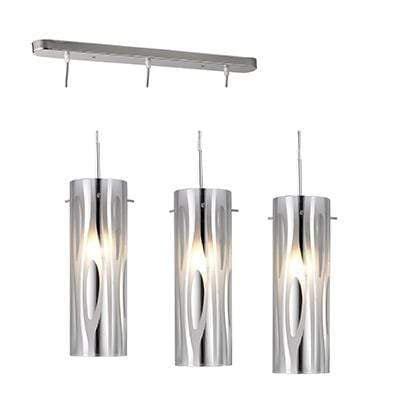elevenpast Pendant Sheeny 3 Light Pendant