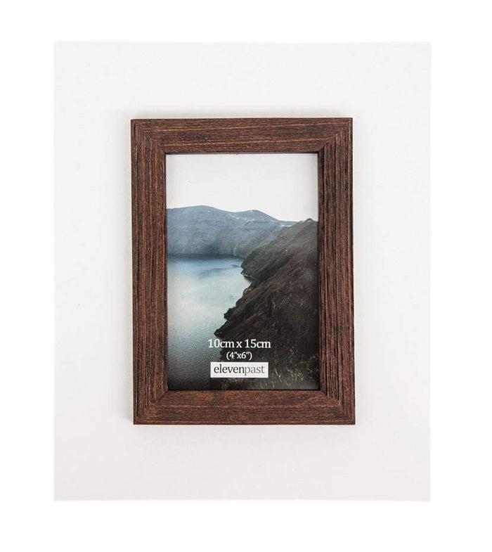 elevenpast Photo frames 4x6 Contemporary photo frame