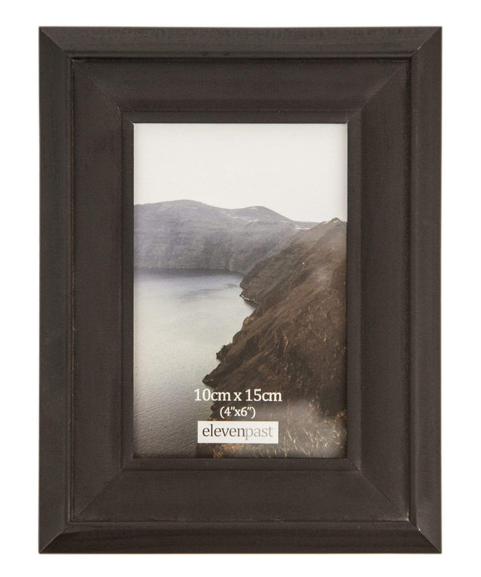 elevenpast Photo frames 4x6 Deluxe picture frame