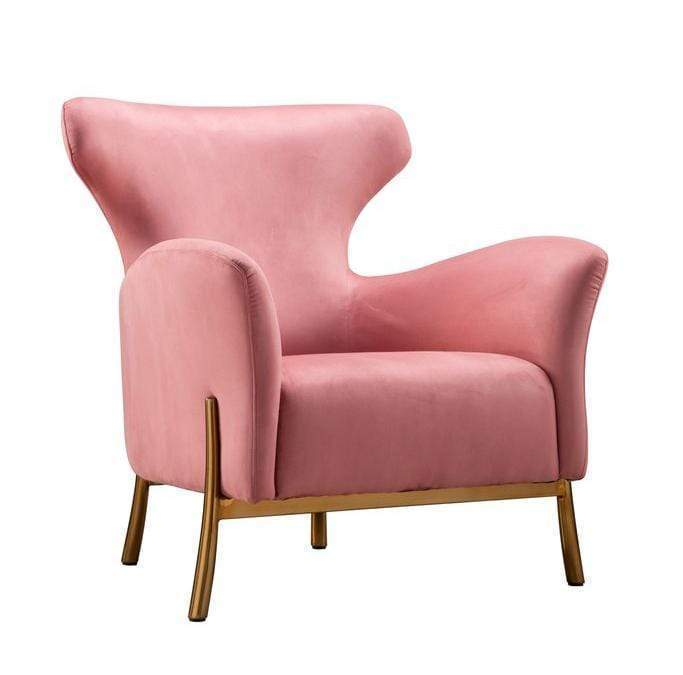 elevenpast Pink Ann Leisure Chair