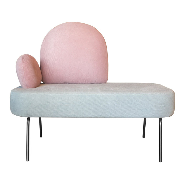 elevenpast Pink Pebble Occasional Chair