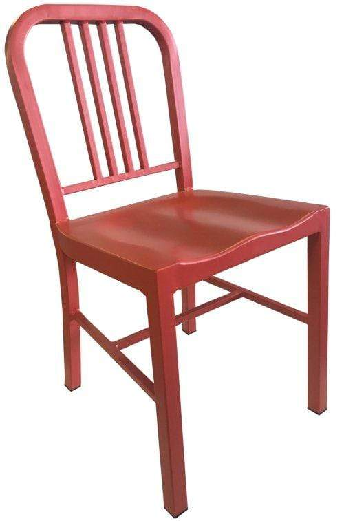 elevenpast Red Replica Navy Chair