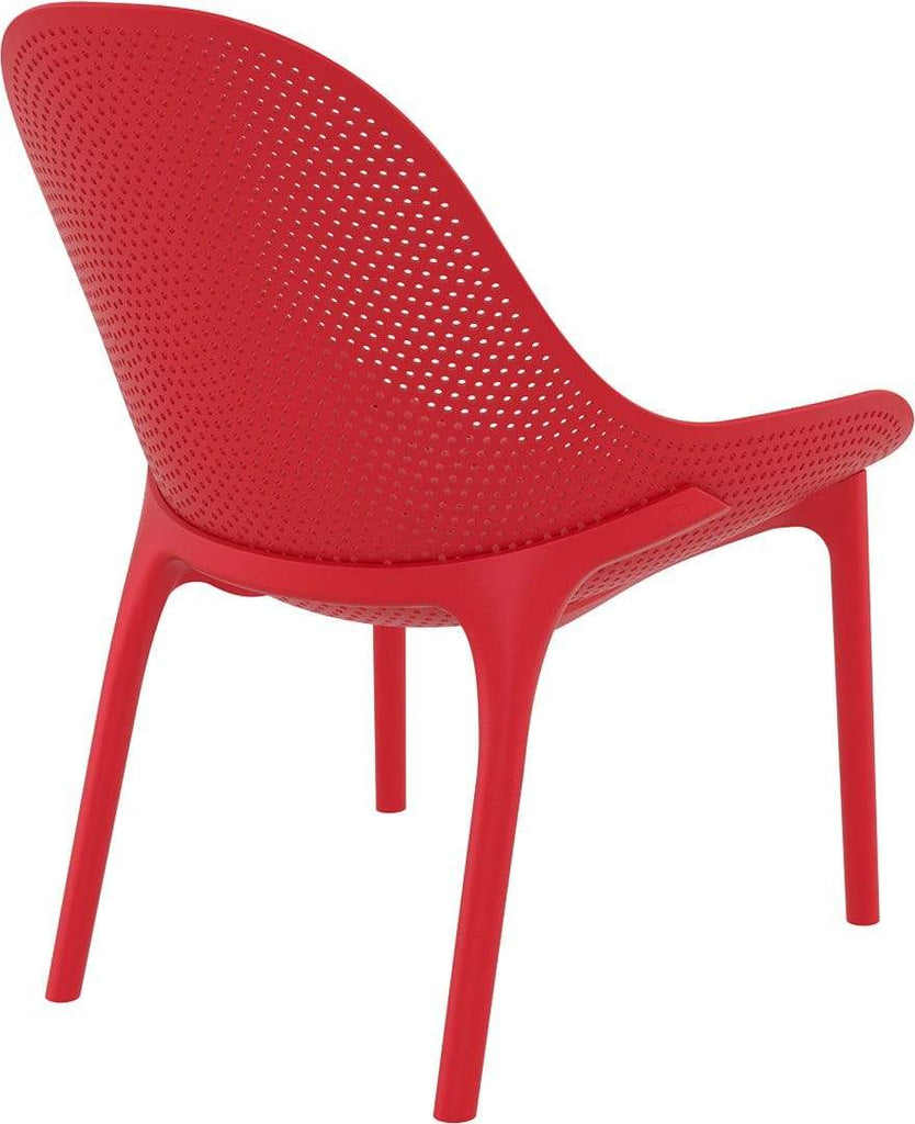 elevenpast Red Sky Lounger