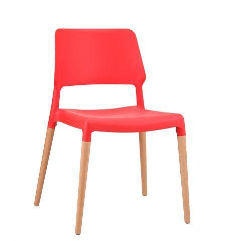 elevenpast Red Tod Cafe Chair