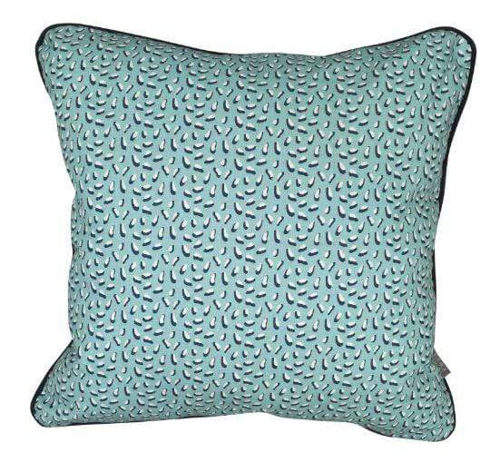 elevenpast Scatter Cushions Memphis Mint Cushion