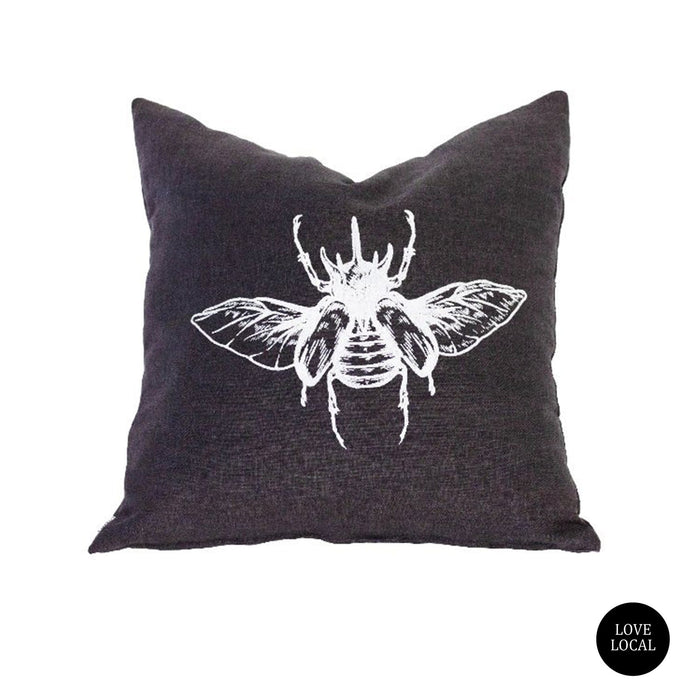 elevenpast Scatter Cushions Rhino Beetle Scatter