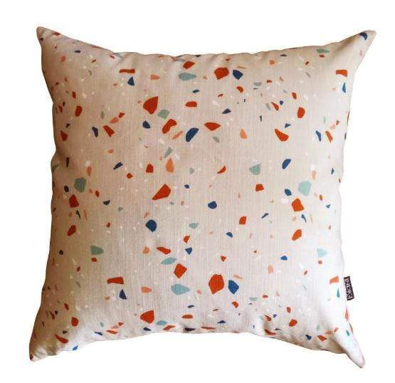 elevenpast Scatter Cushions Terrazzo Pebble Cushion