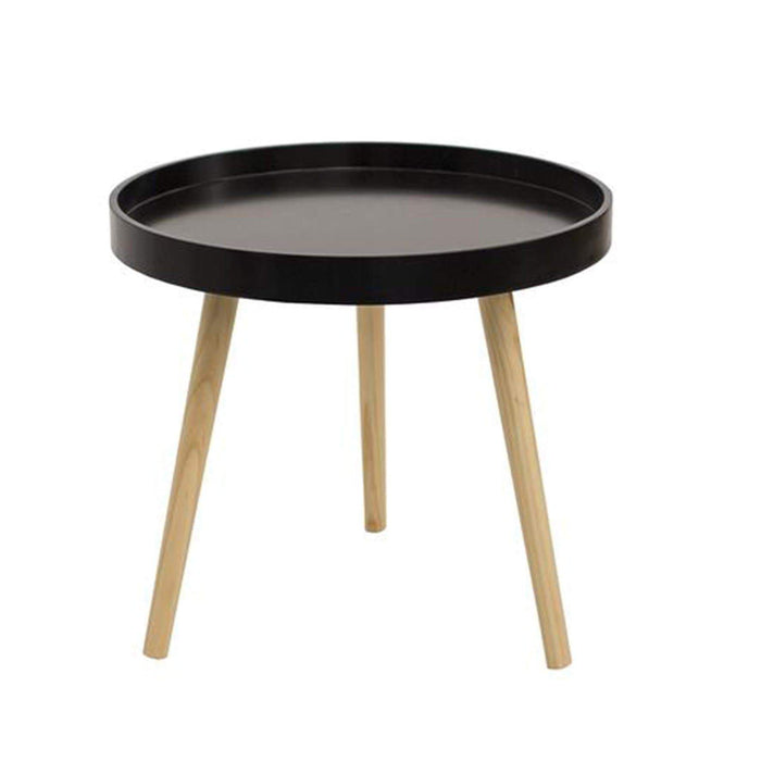 elevenpast Side tables Black Tripod Side Table