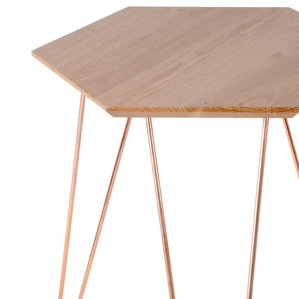 elevenpast Side tables Copper Studio Side Table