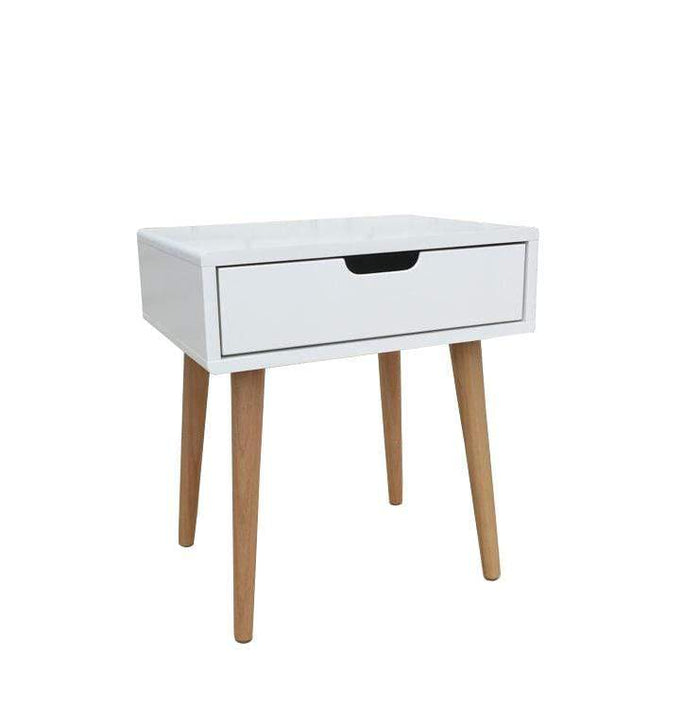 elevenpast Side tables Nord Bedside Table - 1 Drawer