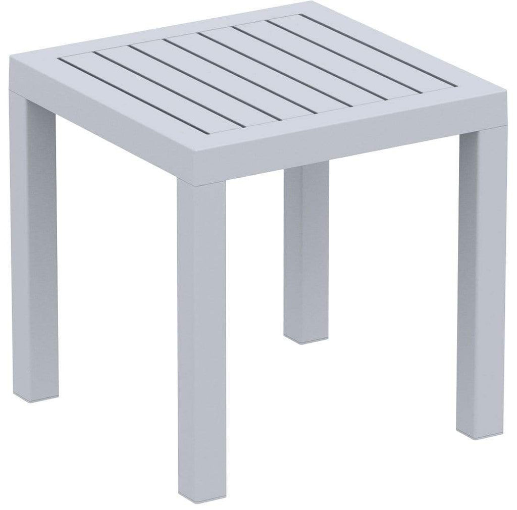elevenpast Sliver Grey Ocean Side Table