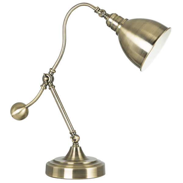 elevenpast table lamp Crescent Table Lamp