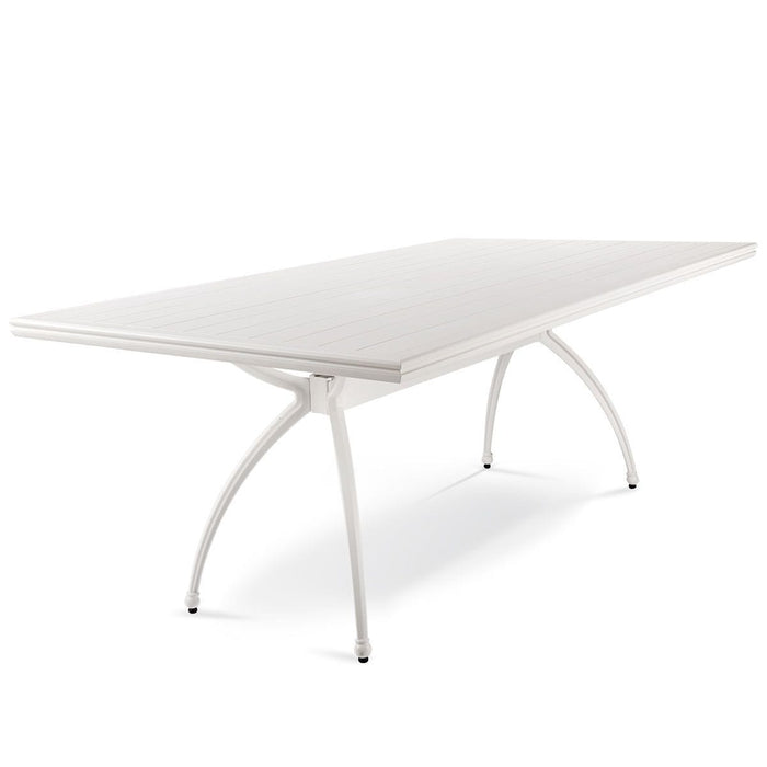 elevenpast Tables Rectangular Fabricated Top Table